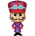 Hanna Barbera POP! Animation Vinyl Figure Dick Dastardly 9 cm