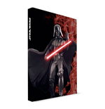 Star Wars Notebook with with Light Darth Vader