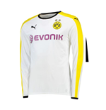 2015-2016 Borussia Dortmund Long Sleeve Third Puma Shirt (Kids)