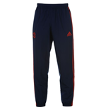 2015-2016 Man Utd Adidas Presentation Pants (Dark Blue)