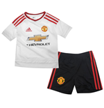2015-2016 Man Utd Adidas Away Baby Kit