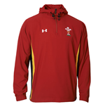 2015-2016 Wales Rugby WRU Supporters Jacket (Red)