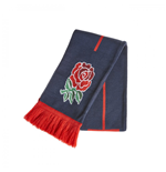 2015-2016 England Rugby Acrylic Scarf (Navy)