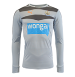 2015-2016 Newcastle Away Goalkeeper Shirt (Blue Fog)
