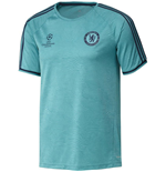 2015-2016 Chelsea Adidas EU Training Shirt (Vivid Mint)