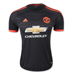 2015-2016 Man Utd Adidas Third Football Shirt