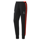 2015-2016 Man Utd Adidas EU Sweat Pants (Black)