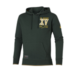 2015-2016 South Africa Springboks Hooded Top (Green)