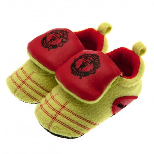 Manchester United F.C. Neon Boot Crib 3/6