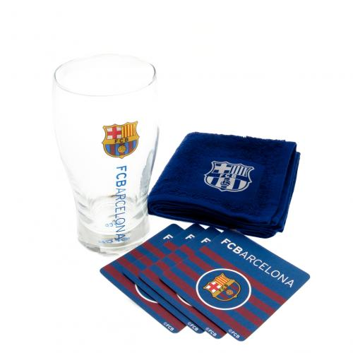 F.C. Barcelona Mini Bar Set