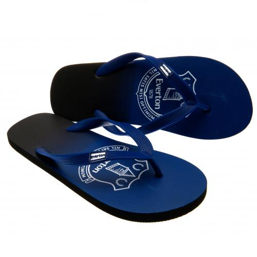 Everton F.C. Flip Flops Junior size 6