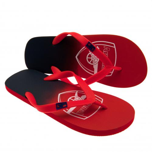 Arsenal F.C. Flip Flops Junior size 6