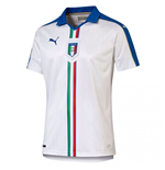 2015-2016 Italy Away Puma Football Shirt