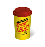 Better Call Saul Travel Mug In Legal Trouble