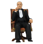 The Godfather Movie Icons PVC Statue Don Vito Corleone 15 cm