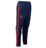 2015-2016 Man Utd Adidas Training Pants (Dark Blue)