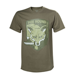 Metal Gear Solid V T-Shirt Fox Hound