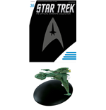Star Trek Official Starships Collection Magazine with Model #35 Early Klingon Bird-of-Prey