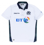 2015-2016 Scotland Alternate Poly Replica Rugby Shirt