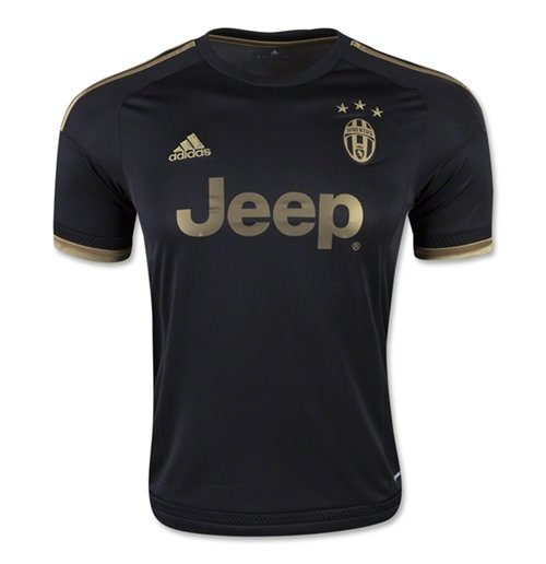 2015-2016 Juventus Adidas Third Shirt (Kids)