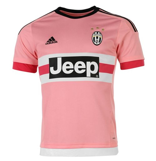 newest f487b dc347 2015-2016 Juventus Adidas Away Football Shirt