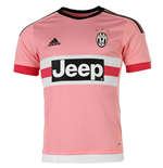 2015-2016 Juventus Adidas Away Football Shirt