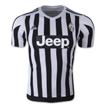 2015-2016 Juventus Adidas Home Football Shirt