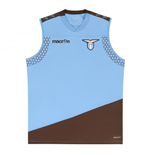 2015-2016 Lazio Sleeveless Training Jersey (Blue)