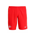 2015-2016 Spartak Moscow Nike Home Shorts (Red)