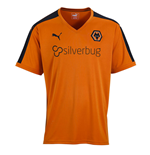 2015-2016 Wolves Home Football Shirt