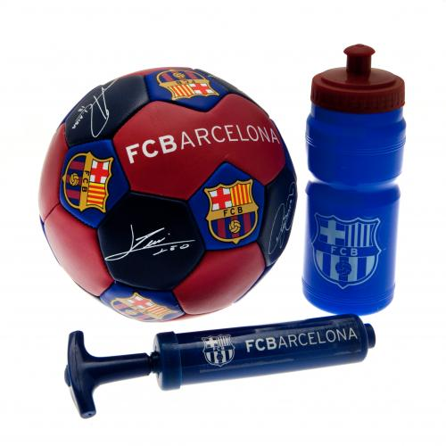 F.C. Barcelona Football Set