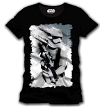 Star Wars Episode VII T-Shirt Stormtrooper Art