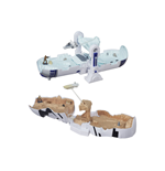 Star Wars Episode VII Micro Machines Playsets 2015 Wave 1 Assortment (3)