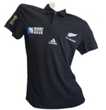 All Blacks  World Cup Supporter Polo shirt