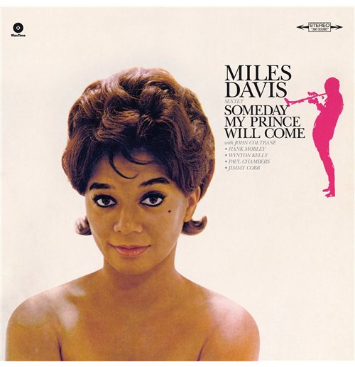Vynil Miles Davis - Someday My Prince Will Come