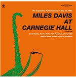 Vynil Miles Davis - At Carnegie Hall