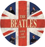 Vynil Beatles - Live At Last  Picture Disc