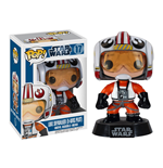 Star Wars POP! Vinyl Bobble-Head Luke Skywalker (X-Wing Pilot) 9 cm