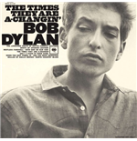 Vynil Bob Dylan - Times They Are A-changin'