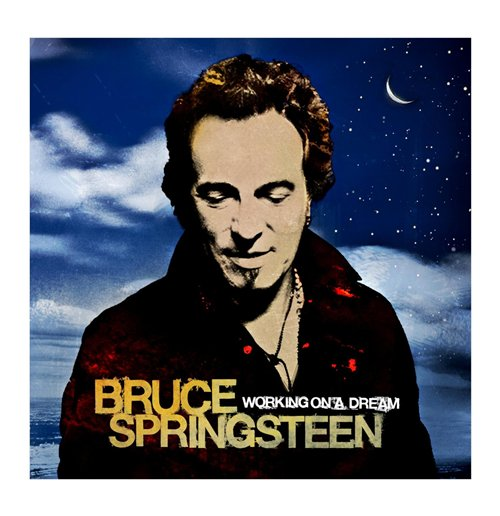 "Vynil Bruce Springsteen - Working On A Dream + Bonus Track (2 12"")"