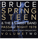 Vynil Bruce Springsteen - Passaic Night, New Jersey 1978 - Vol.2 (2 Lp)