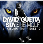 Vynil David Guetta - She Wolf (Falling To Pieces)