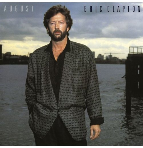 Vynil Eric Clapton - August