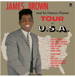Vynil James Brown - Tour The U.S.A