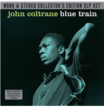 Vynil John Coltrane - Blue Train - Mono & Stereo Collector's Edition (2 Lp)