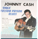 Vynil Johnny Cash - Sings Folsom Prison Blues