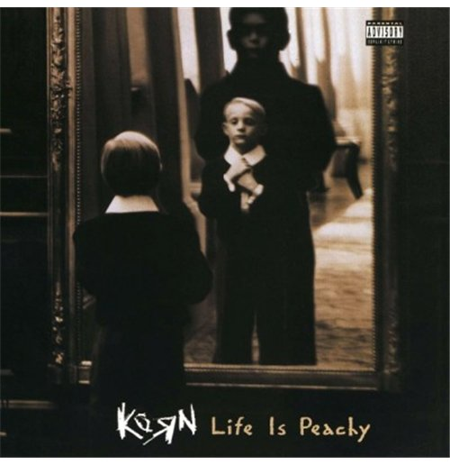 Vynil Korn - Life Is Peachy