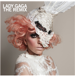 Vynil Lady Gaga - The Remix