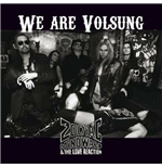 Vynil Zodiac Mindwarp And The Love Reaction - We Are Volsung