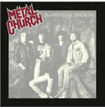 Vynil Metal Church - Blessing In Disguise